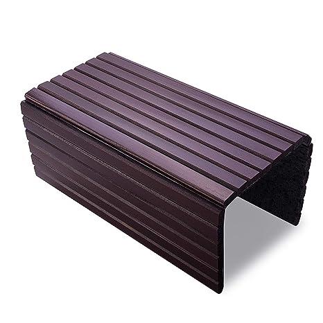 Amazon.com: GEHE - Bandeja para sofá y brazo, flexible ...