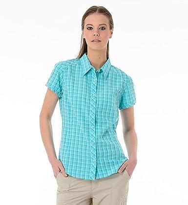 Columbia - Camisa/Camiseta para Mujer: Amazon.es: Deportes y aire libre