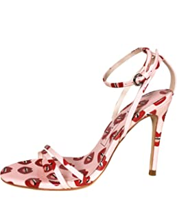 7051695f20030 ... Zara Women Printed high heel sandals 2302 301 exquisite style bc21e  7ac58 ...