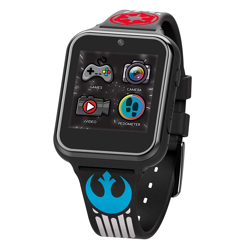 Amazon.com: Star Wars Smart Watch (Model: STW4010AZ): Watches