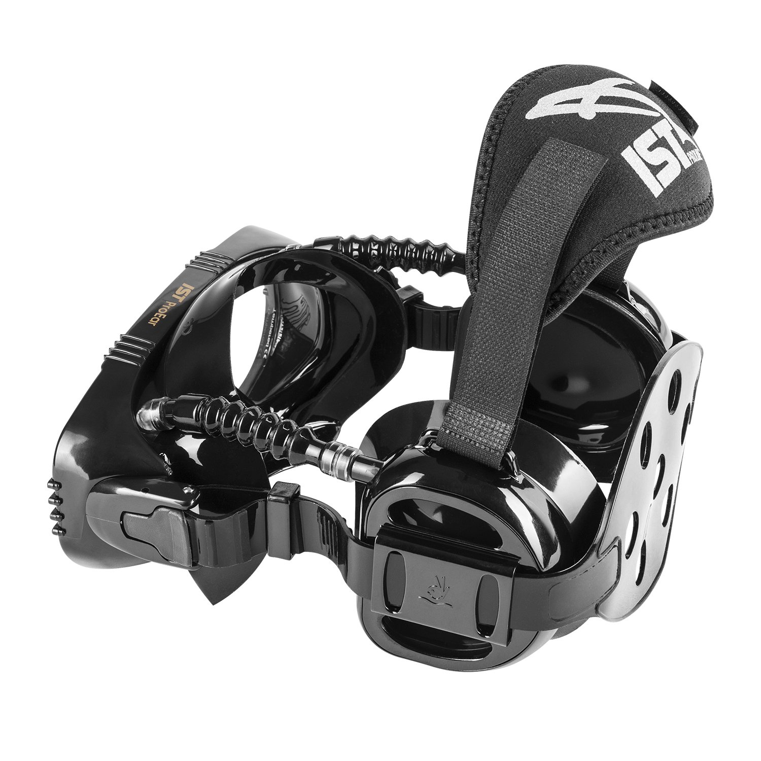 IST Pro Ear Scuba Diving Mask for All Around Ear Protection RX Prescription Available