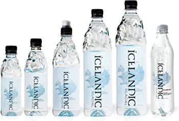 Icelandic Glacial 24 Count of 500ml Sparkling Water