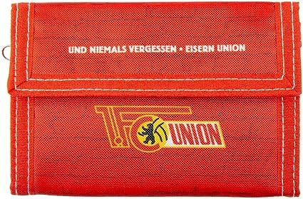 BERLIN Geldbeutel Portemonnaie Nylon Geldbörse mit Klettverschluss zwei Designs