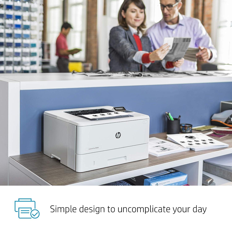 MDC A4 HP LaserJet Pro M404n Mono Laser Ethernet Printer 256MB 2-Line LCD 38ppm 80,000