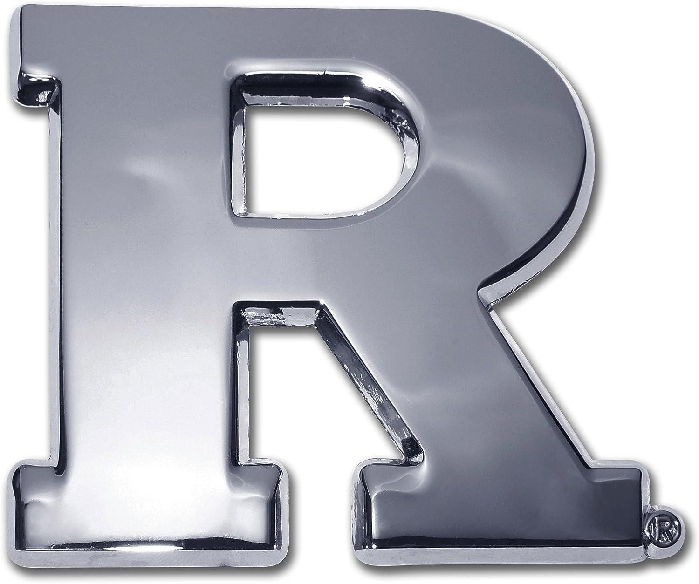 Elektroplate Rutgers State University (R) Emblem