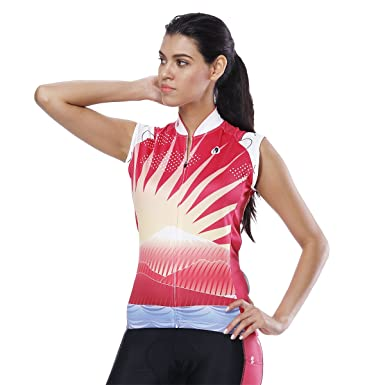 Amazon.com  Women Cycling Vest Windproof Waterproof Running Vest MTB Bike  Bicycle Reflective Clothing Sleeveless Cycling Jacket  Clothing 8a9136eb5