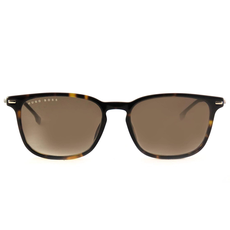 54mm Hugo Boss 1020//S Rectangular Mens Sunglasses