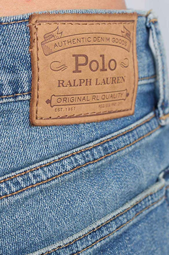 Ralph Lauren Pantalon vaquero para hombre modelo jean Sullivan ...