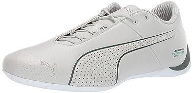 1762129bdf PUMA Men s Future Cat Ultra Sneaker Mercedes Team Silver White-Laurel  Wreath