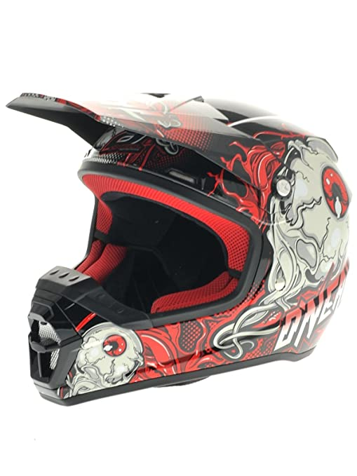 ONeal Racing 5 Series Mutant Helmet - X-Small/Black/Red