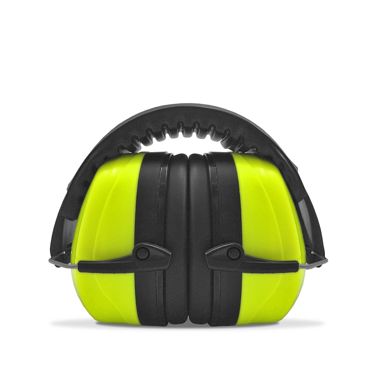 JORESTECH Protection Ear Muffs Construction Shooting Noise Reduction Safety Hunting Sports (Green)