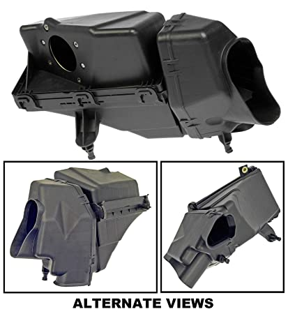 APDTY 369627 Engine Air Filter Box Plastic Case Housing Assembly For  2002 2006 Nissan Altima