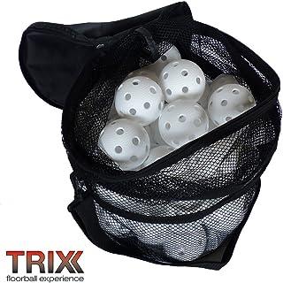 Floorball tRIX-team lot de 50 balles avec étui MEGASAT s.r.o.