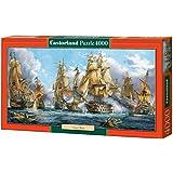"""Castorland """"Naval Battle Puzzle (4000 Piece)"""