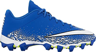 online retailer 57d10 e3e24 Image Unavailable. Image not available for. Color  Nike Men s Vapor Shark 2 Football  Cleat Game Royal White Black Size ...