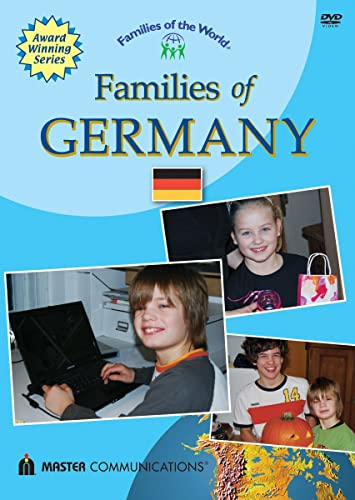 Families of Germany (Families of the World)