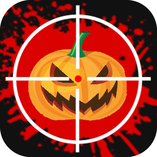 Halloween Pumpkin Shooter Blast Ghost Survivor Game