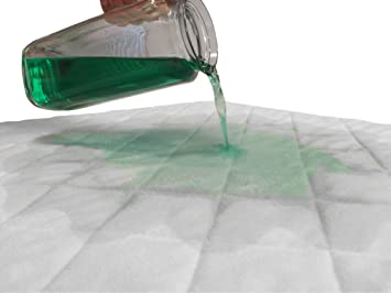 Incontinence Bed Pad Waterproof Mattress Sheet Protector Machine Washable  (52u0026quot; X 34u0026quot;)