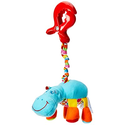 Tiny Love Tiny Smart Rattle, Harry Hippo : Baby Stroller Toys : Baby