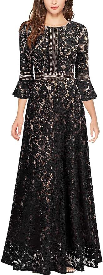 Vintage Formal Long Dress