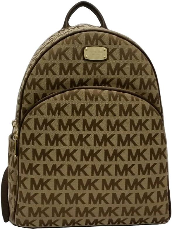 Michael Kors Abbey Large Jet Set Backpack BG / EB / LUG