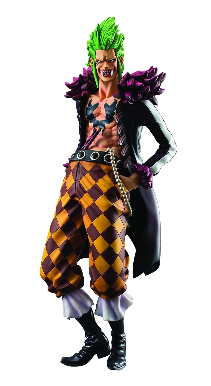 Bartolomeo Excellent Model Figure Megahouse One Piece Portrait of Pirates