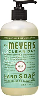 product image for Mrs. MeyerS Liquid Hand Soap - Basil - 12.5 Oz