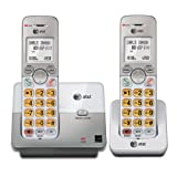 Amazon Price History for:AT&T EL51203 DECT 6.0 Phone with Caller ID/Call Waiting, 2 Cordless Handsets, Silver
