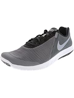 2fd0e90c803 Nike Mens Flex Experience RN 6 Cool Grey MTLC Grey WHT BLK Size 11.5