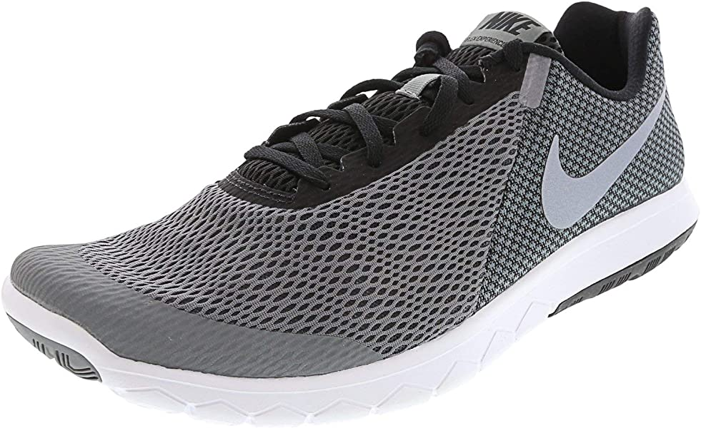64433ca88111 Amazon.com  Nike Mens Flex Experience RN 6 Cool Grey MTLC Grey WHT ...