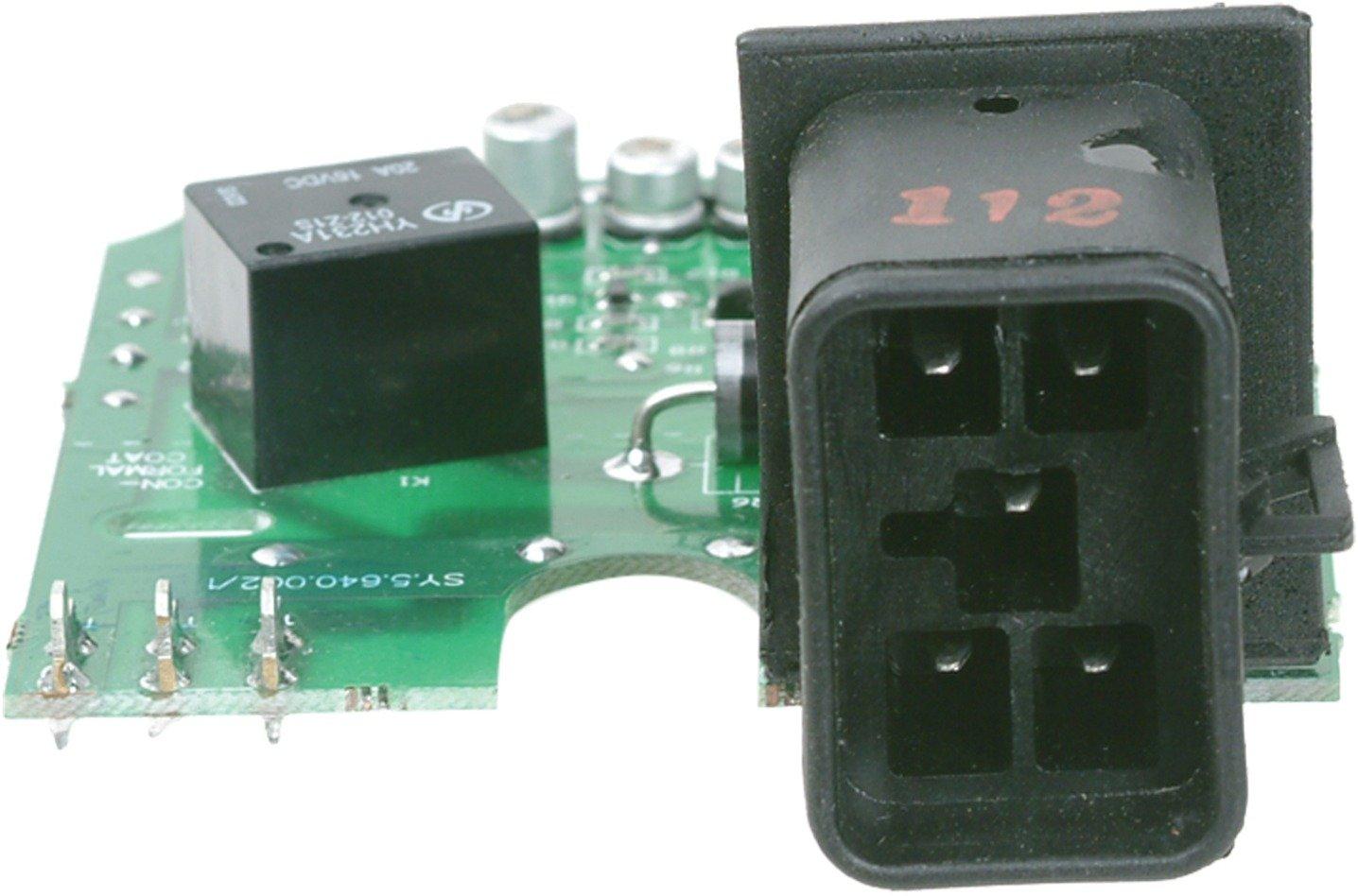 Cardone Select 81-158PB New Windshield Wiper Motor Pulse Board by Cardone Select