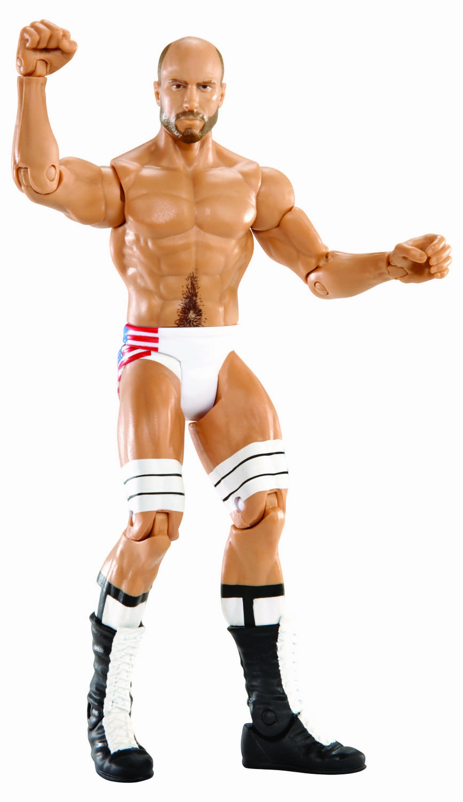Mattel WWE Series #32 Antonio Cesaro Figure by WWE