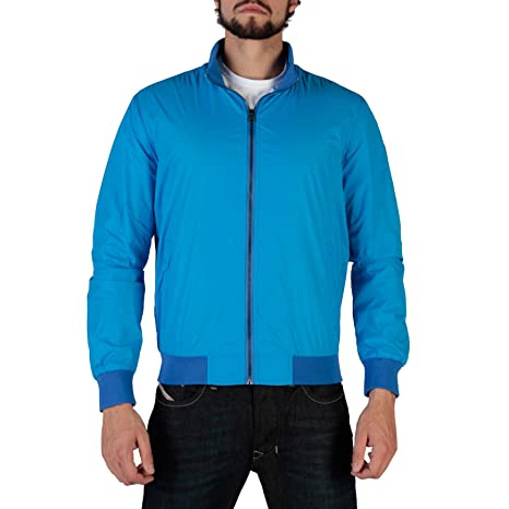 Scuola Nautica Italiana 811505 Chaquetas Hombre Azul M