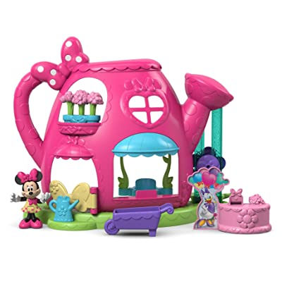 Fisher-Price Disney Minnie, Blossom Bow-tique: Toys & Games