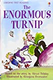 The Enormous Turnip (Usborne First Reading: Level 3)