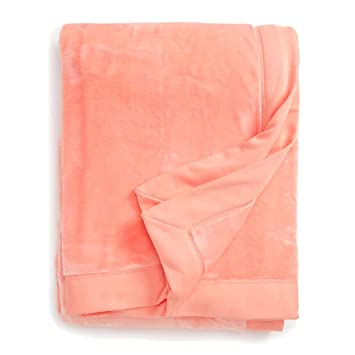 UGG Women's Duffield Throw Blanket, Tropical Peach, One Size