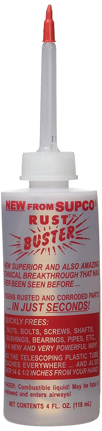 Supco MO44 Rust Buster Liquid Penetrating Oil Park Supply of America