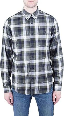 Timberland LS Brushed Camisa para Hombre Azul TB0A1YN1P50: Amazon.es: Ropa y accesorios