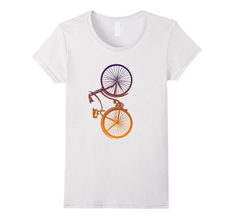 Mens Vintage Bicycle Cycling Shirt-Awarplus