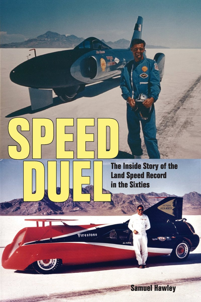 Download Speed Duel: The Inside Story of the Land Speed Record in the Sixties pdf epub
