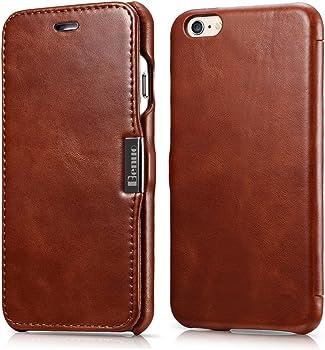 Benuo Leather Folio Flip Case for iPhone 6s / 6