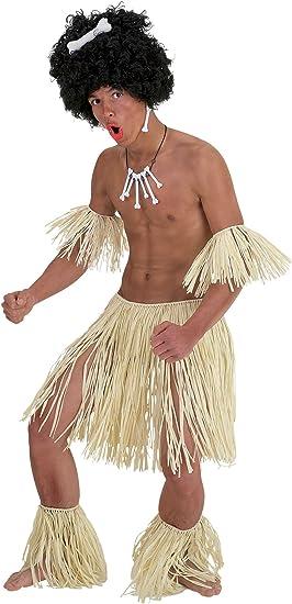 Zulu Zulu - Disfraz de hawaiano para mujer (41102): Amazon.es ...