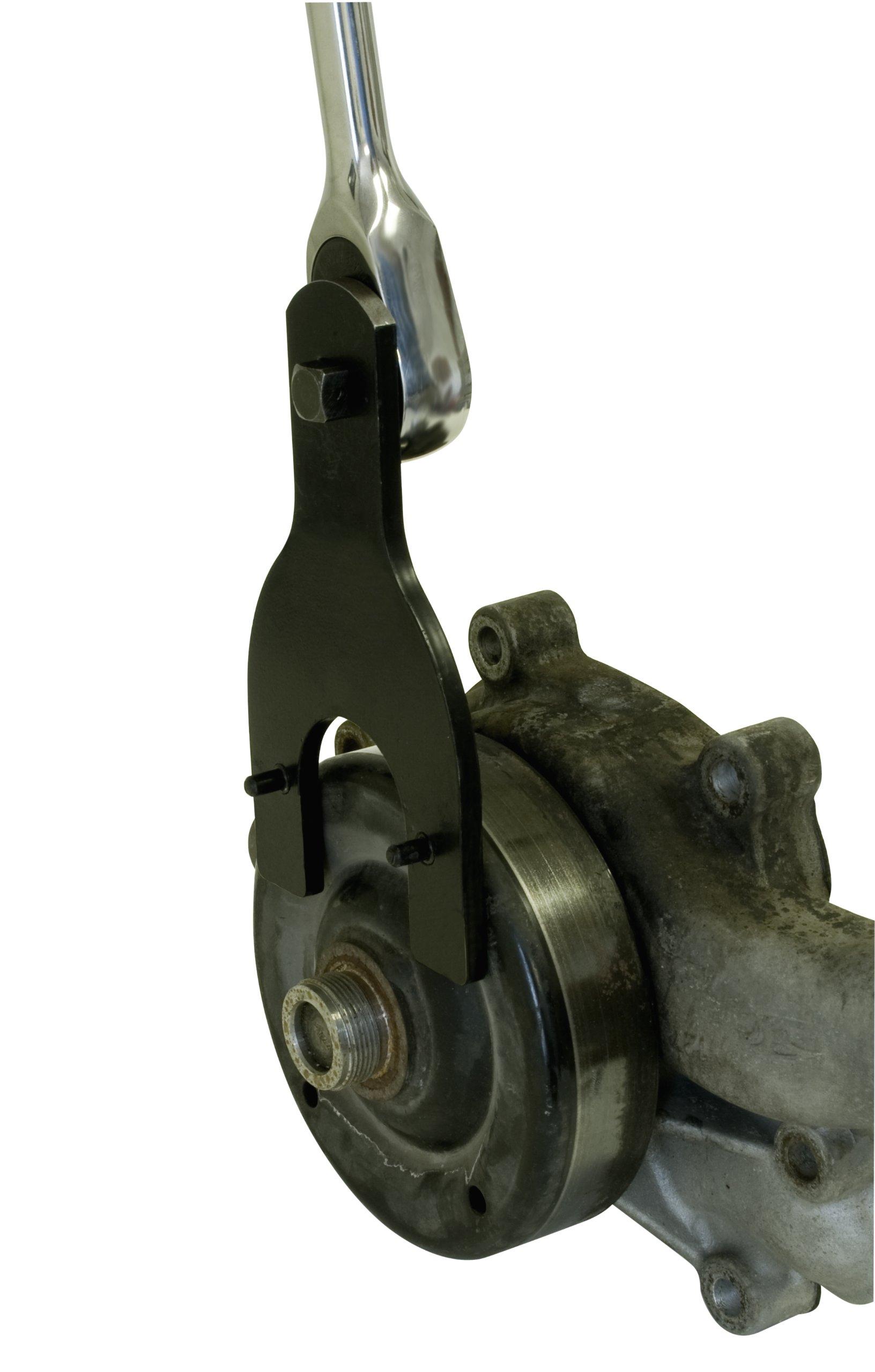 Lisle 43600 Universal Fan Clutch Wrench Set