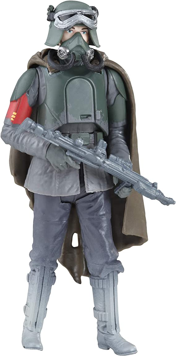 "Star Wars Han Solo Mimban Mudtrooper figure loose 2018 Force link 3.75/"""