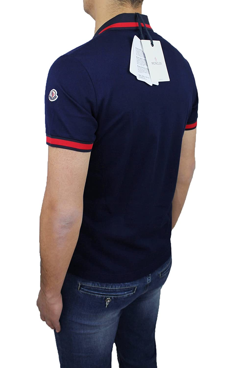 polo moncler originali