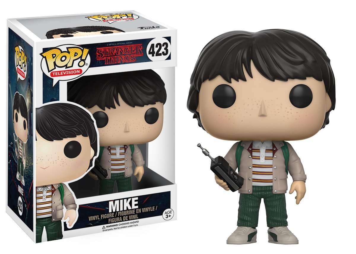 Stranger Things Pop Vinyl Mike 423