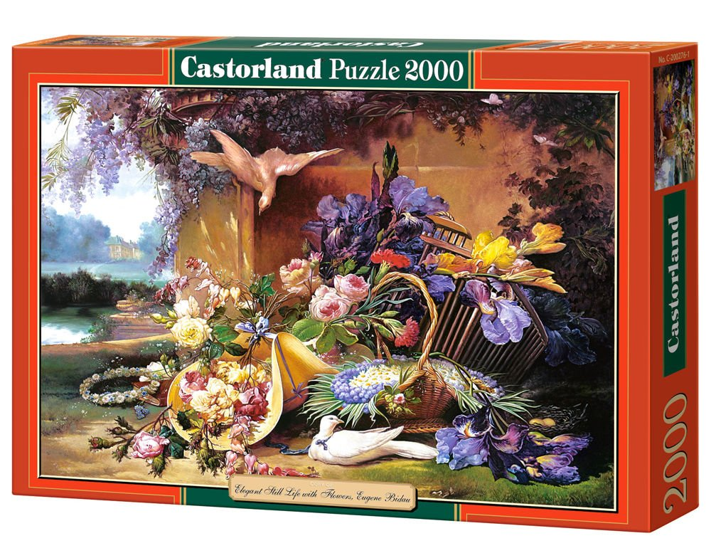 Puzzle Castorland 2000 Teile 59675 Ensemble