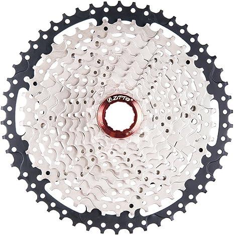 Ruedas dentadas de bicicleta Ztto de once velocidades, con un ...