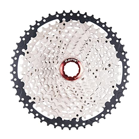 Ztto Mtb Bike 10 Speed 11-50t Ultralight Cassette Freewheel Bicycle Sprockets Cycling