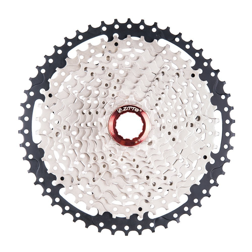Ztto MTB 11 Speed Cassette 11-50t Wide Ratio for Shimano m7000 m8000 m9000 Sunrace